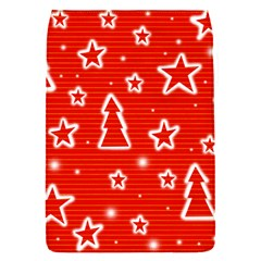 Red Xmas Flap Covers (S)