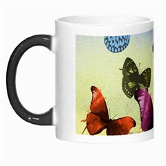 Butterfly Painting Art Graphic Morph Mugs