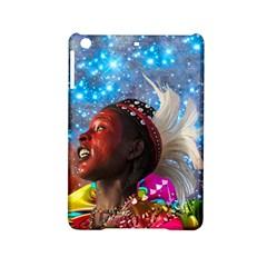 African Star Dreamer Ipad Mini 2 Hardshell Cases