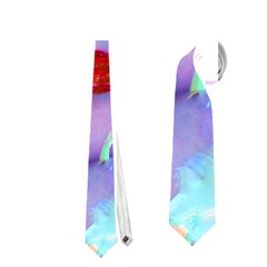 Swimming Into The Blue Neckties (two Side)