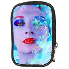 Swimming Into The Blue Compact Camera Cases