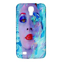 Swimming Into The Blue Samsung Galaxy Mega 6 3  I9200 Hardshell Case
