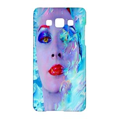 Swimming Into The Blue Samsung Galaxy A5 Hardshell Case