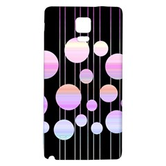 Pink elegance  Galaxy Note 4 Back Case