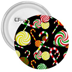 Xmas candies  3  Buttons