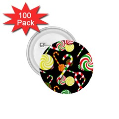 Xmas candies  1.75  Buttons (100 pack)