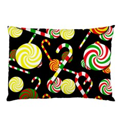 Xmas candies  Pillow Case (Two Sides)