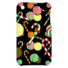 Xmas candies  Apple iPhone 3G/3GS Hardshell Case