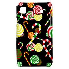 Xmas candies  Samsung Galaxy S i9000 Hardshell Case