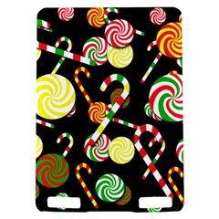 Xmas candies  Kindle Touch 3G
