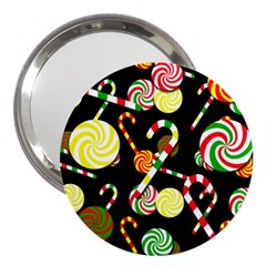 Xmas candies  3  Handbag Mirrors