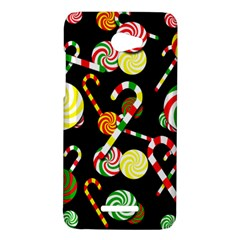 Xmas candies  HTC Butterfly X920E Hardshell Case