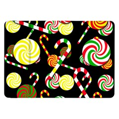 Xmas candies  Samsung Galaxy Tab 8.9  P7300 Flip Case