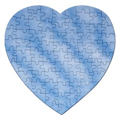 Wavy Clouds Jigsaw Puzzle (Heart)