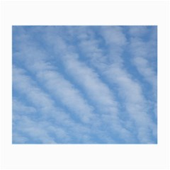 Wavy Clouds Small Glasses Cloth