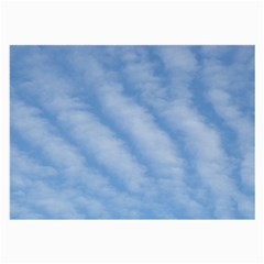 Wavy Clouds Large Glasses Cloth (2-Side)