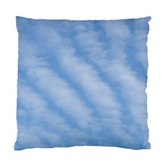 Wavy Clouds Standard Cushion Case (Two Sides)