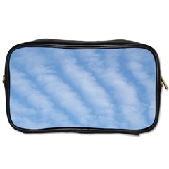 Wavy Clouds Toiletries Bags