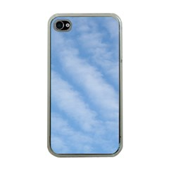 Wavy Clouds Apple iPhone 4 Case (Clear)