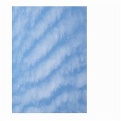 Wavy Clouds Large Garden Flag (Two Sides)