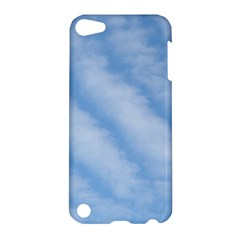 Wavy Clouds Apple iPod Touch 5 Hardshell Case