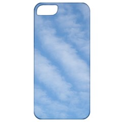 Wavy Clouds Apple iPhone 5 Classic Hardshell Case