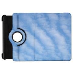 Wavy Clouds Kindle Fire HD Flip 360 Case