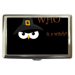 Who is a witch? Cigarette Money Cases