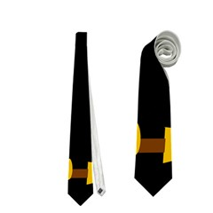 Who is a witch? Neckties (One Side)