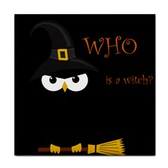 Who is a witch? Face Towel
