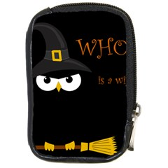 Who is a witch? Compact Camera Cases