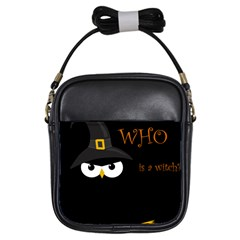 Who is a witch? Girls Sling Bags
