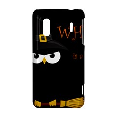 Who is a witch? HTC Evo Design 4G/ Hero S Hardshell Case