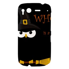Who is a witch? HTC Desire S Hardshell Case