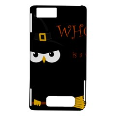 Who is a witch? Motorola DROID X2