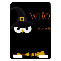 Who is a witch? Kindle Touch 3G
