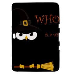 Who is a witch? Samsung Galaxy Tab 8.9  P7300 Hardshell Case