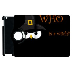 Who is a witch? Apple iPad 2 Flip 360 Case