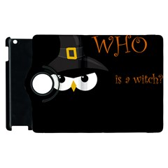 Who is a witch? Apple iPad 3/4 Flip 360 Case