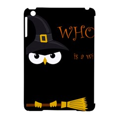 Who is a witch? Apple iPad Mini Hardshell Case (Compatible with Smart Cover)