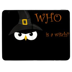 Who is a witch? Samsung Galaxy Tab 7  P1000 Flip Case