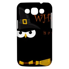 Who is a witch? Samsung Galaxy Win I8550 Hardshell Case