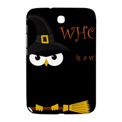 Who is a witch? Samsung Galaxy Note 8.0 N5100 Hardshell Case