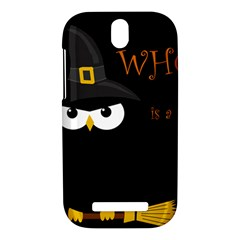 Who is a witch? HTC One SV Hardshell Case