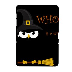 Who is a witch? Samsung Galaxy Tab 2 (10.1 ) P5100 Hardshell Case