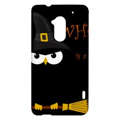 Who is a witch? HTC One Max (T6) Hardshell Case