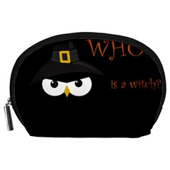 Who is a witch? Accessory Pouches (Large)
