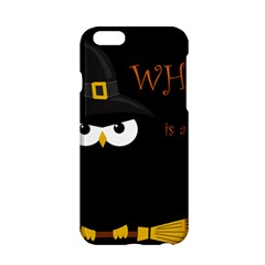 Who is a witch? Apple iPhone 6/6S Hardshell Case