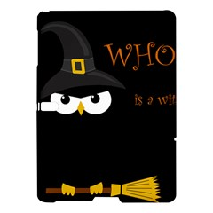 Who is a witch? Samsung Galaxy Tab S (10.5 ) Hardshell Case
