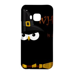 Who is a witch? HTC One M9 Hardshell Case